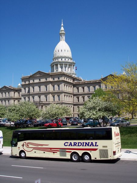 Cardinal Buses Field Trips