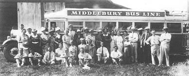 Middlebury Bus Line