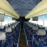 charter bus features